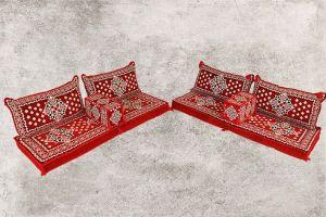Orientalische Sitzecke, Orientalische Sitzmöbel, 8-tlg. Sark Kösesi, Ayyildiz-2