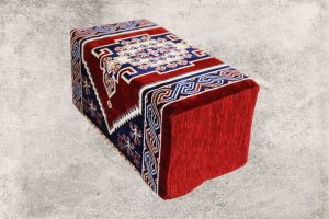 Orientalische Sitzkissen, Armlehne, Sark Kösesi, Armlehne für Orientalisches Sofa