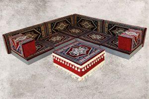 Orientalische Sitzecke, Sark Kösesi, Orientalische Ecke, Orientalische Möbel, Bosna-3