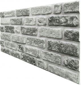 3D Wandverkleidung, 3D Wandpaneele Natursteinoptik, BR-525 Minsk 50 x 100 cm