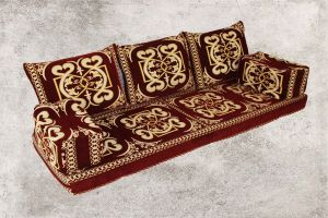 Sark Kösesi, Orientalische Sitzecke, Kelim, Sedir, Orientalische Möbel, Elbistan-1