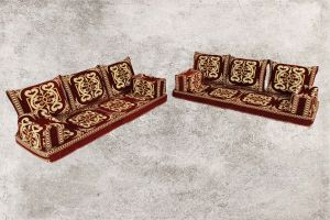 Orientalische Sitzecke, Sark Kösesi, Kelim, Sedir, Orientalische Möbel, Elbistan-2
