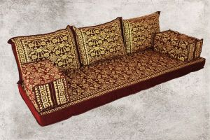 Sark Kösesi, Orientalische Sitzecke, Kelim, Sedir, Orientalische Möbel, Topkapi-1