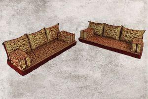 Orientalische Sitzecke, Sark Kösesi, Kelim, Sedir, Orientalische Möbel, Topkapi-2