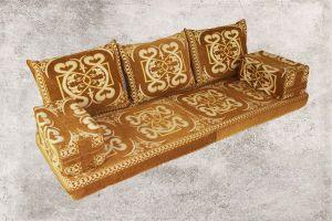 Sark Kösesi, Orientalische Sitzecke, Kelim, Sedir, Orientalische Möbel, Halep-1