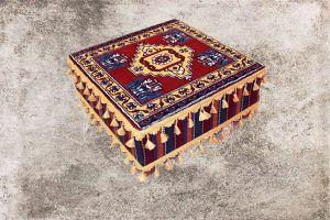 Orientalisches Sitzkissen, Tisch, Sark Kösesi, Orientalischer Tisch