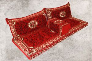 Sark Kösesi, Orientalische Sitzecke, Kelim Sedir, Orient, Orientalische Möbel, Kinik-1