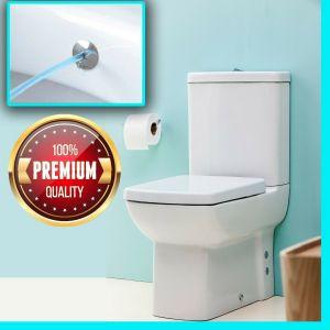 Set Stand-WC mit Spülkasten+Deckel LR360, Taharet-/Bidet-Toilette, Set, Creavit