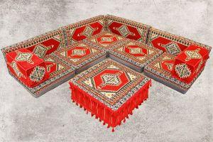 Orientalische Sitzecke, Sark Kösesi, Orientalische Ecke, Orientalische Möbel, SR2