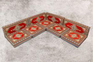 Orientalische Sitzecke, Sark Kösesi, Orientalische Möbel, Saray-1