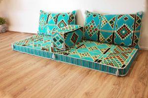 Sark Kösesi, Orientalische Sitzecke, Kelim Sedir, Orient, Orientalische Möbel