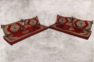 Orientalische Sitzecke, Sark Kösesi, Kelim, Sedir, Orientalische Möbel, Üsküp-2