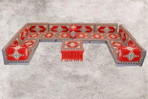 Orientalische Sitzecke, Sark Kösesi, Orientalische Ecke, Orientalische Möbel, SR6