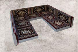 Orientalische Sitzecke, Sark Kösesi, Orientalische Ecke, Orientalische Möbel, Bosna-4