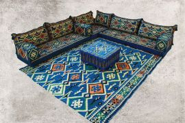 Orientalische Sitzecke, Sark Kösesi, Orientalische Sitzmöbel , Anadolu Set